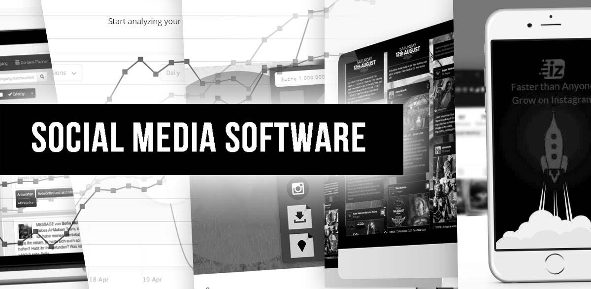 18+1 Verktyg för marknadsföring i sociala medier: Programvara för Facebook, Youtube, Instagram + onlinekurser