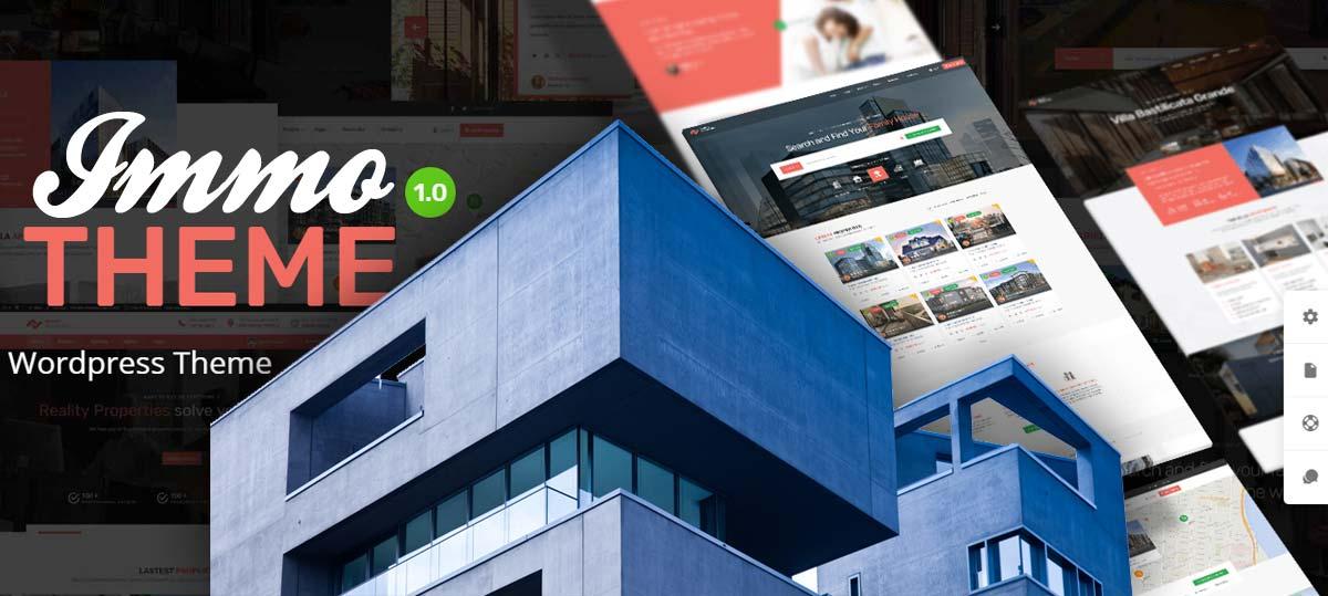 WordPress-teman för fastighetsmäklare: Marknadshus och lägenhet - Rekommendationer