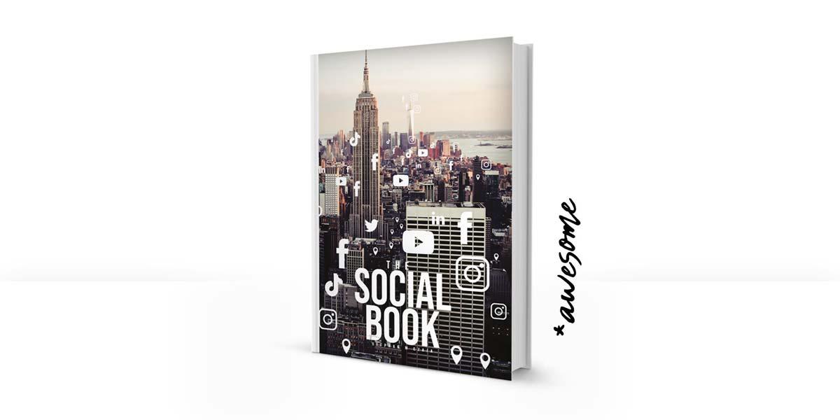 The Social Book - Grunderna för marknadsföring av sociala medier för studenter och chefer