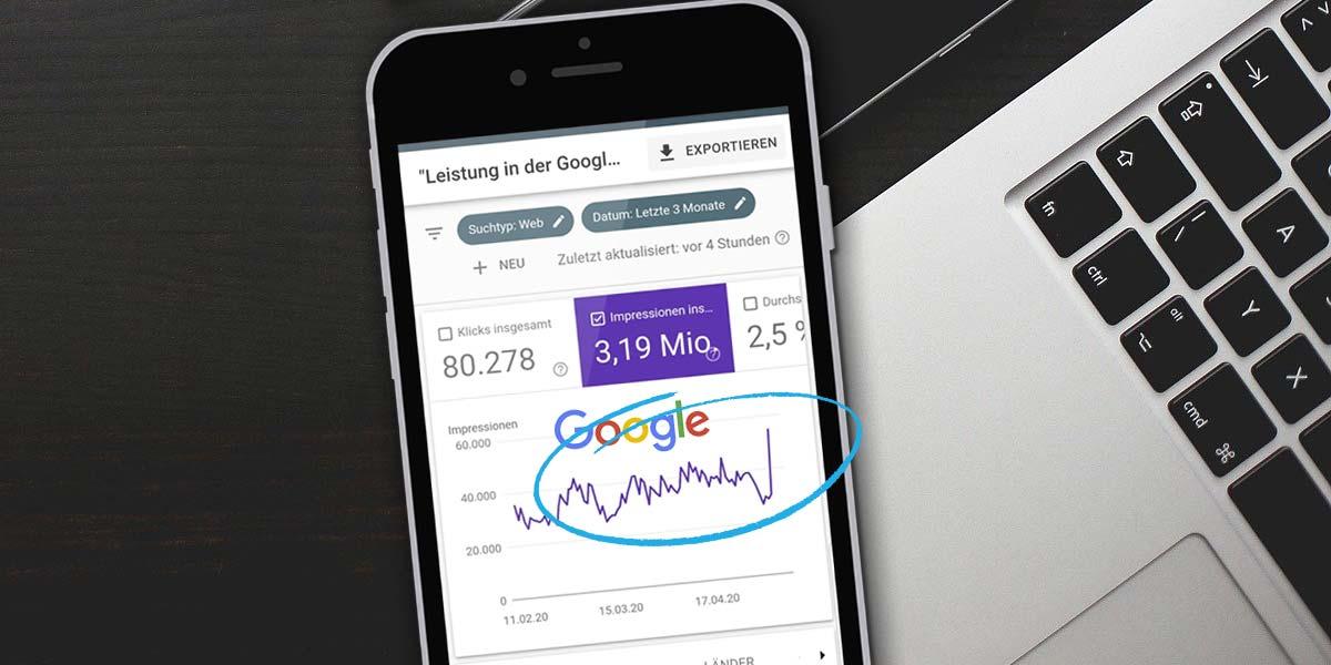 Google Algorithm Update: Hur SEO-rankningar ändras på 4 dagar - exempel och bästa praxis