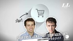 Skapa en nätbutik #1: DIY eller dyr byrå?! - Podcast om marknadsföring