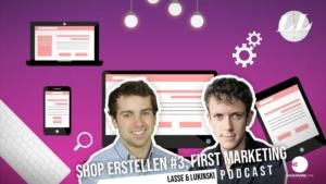 Skapa en nätbutik #3: Marknadsföring, göra e-handeln känd?! - Podcast om marknadsföring
